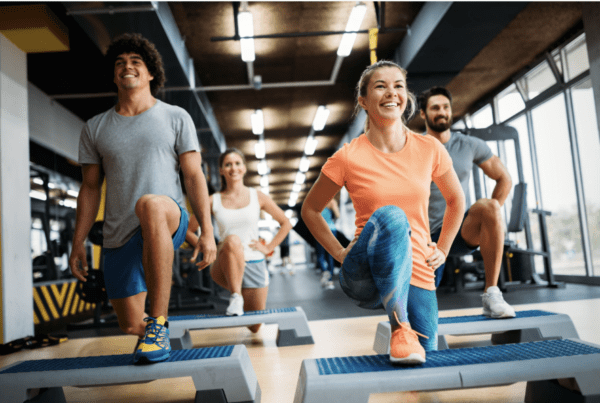 group fitness classes workout