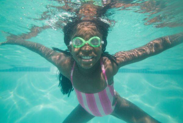 aquatic center pool parties