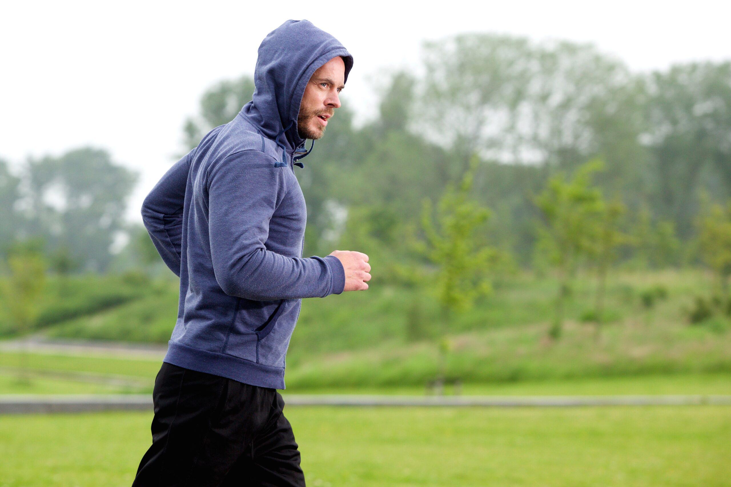man running arthritis
