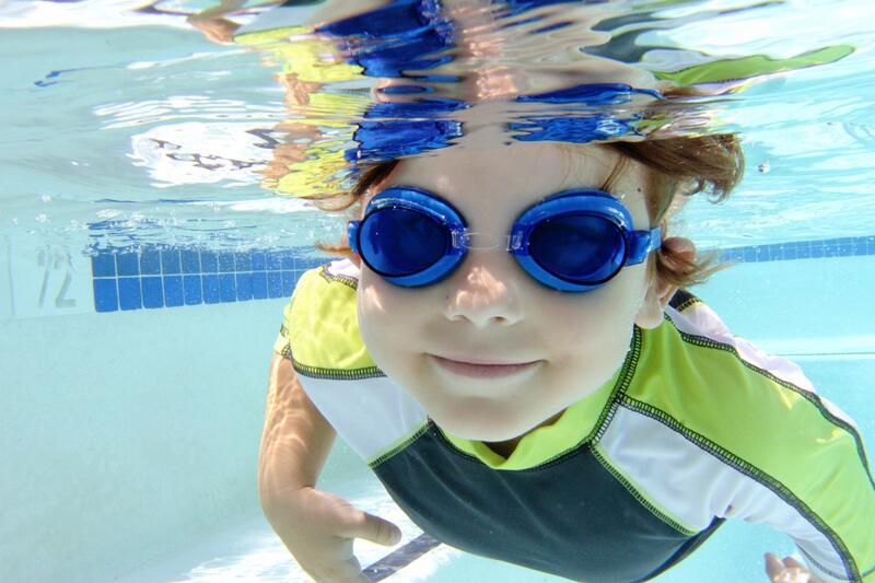 youth swim lessons